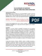 CARTA SOLICITAÇÃO DE LOCAL PARA TORRE.doc