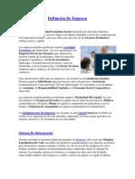Definición De Empresa uni.docx
