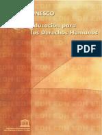 Educación para los derechos sociales