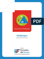 Matijuego GUIA Para Alumnos Primaria Fracciones Mayo2017