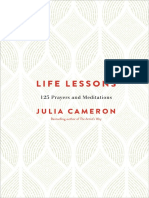 Life Lessons - Julia Cameron (Extract)
