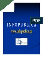 PPT INFOPÚBLICA