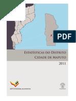 Estatisticas Do Distrito - Cidade de Maputo 2011