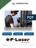 Brochure Laserreinigen P-laser 2016
