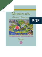 Meditacion, Teoria y Practica - Sesha - Junio 2014.pdf