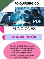 EQUIPO QUIRURGICO FUNCIONES.pptx