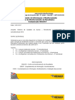 Comunicado 004-2017 - Sistema de Cadastro de Alunos – Rendimento e Concluintes 2 Semestre Anual 2016