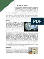 PELIGROS BIOLÓGICOS, QUIMICOS, BIOLOGICOS, HERGONOMICOS.odt