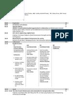 ISNGI 2017 Programme