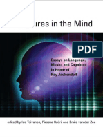 Structures in the Mind Essays on Language, Music, And Cognition in Honor of Ray Jackendoff