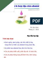 Dai Cuong Ve Alkaloid Oral 01-11-2013 47