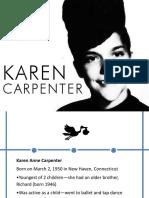0.3 Karen Carpenter