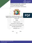 TESIS DE TRANSFORMACION DE CEREALES