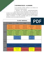 Exemplo Plano Individual Para Pessoa c Alzheimer