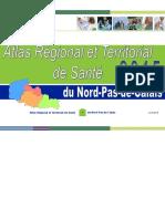 DSEE ARS Atlas Régional Et Territorial de Santé NPC 04 2015 Bdd