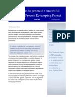 Plant Revamp Paper MTconsultor