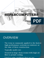 Supercomputers 1