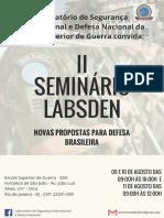 II Seminário Labsden - Folder-1