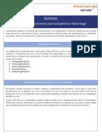 Summary_Analysing Environment & Competitive Advantage.pdf