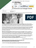 Barbara Cassin _ _Nous Savions Tous Que Heidegger Avait Été Nazi_ - Bibliobs - Le Nouvel Observateur