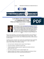Law Firm Cybersecurity Guide Final PDF