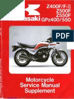 1983-1985 GPz 550
