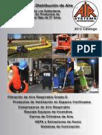 2012 Spanish Catalog
