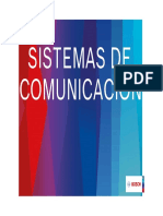 Sistemas de Comunicación17