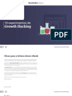 Experimentos Growth Hacking