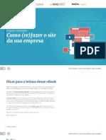 Como refazer o site da sua empresa.pdf
