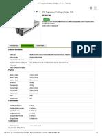 APC Replacement Battery Cartridge #140-APC-Slovenia