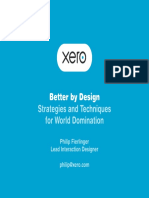 Xero Better by Design84