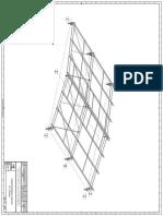Charpente Metallique 12mx12m - Plans de Détail