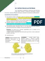 Capitulo 2-Composicion y Estructura de Las Proteinas