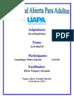 338037872-Tarea-II-Sociolinguistica-Guadalupe-Nunez.docx