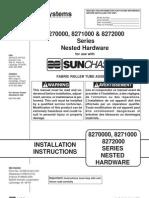 Sunchaser 827XXXX Installation