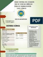 Caso Clinico Uso Antiobiótico Final