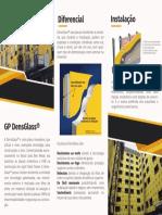 Folder Densglass 1