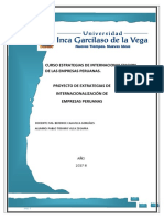 9 II Tarea de Estrateguias de Internacionalizacion de Empresas Peruanas