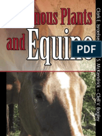 Utah Poisonous Plants and Equine Brochure