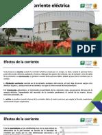 Clase 01 - Efectos de Las Corrientes