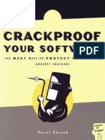 Crackproof Your Software