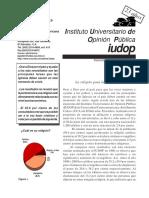 Encuensta Religion 2009 UCA -  Resumen Ejecutivo.pdf