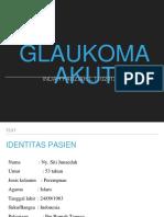 Case Report Glaukoma Akut Ppt