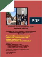 Proyecto Final Academico