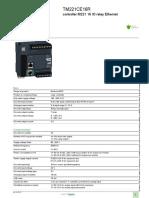 Logic Controller - Modicon M221_TM221CE16R