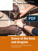 Dance of the Lions and Dragons