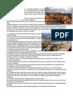 Características Del Espacio Público