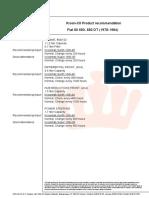 Product Recommendation Fiat 80 680, 680 DT (1978-1984)