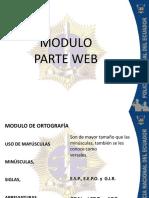 parte web
